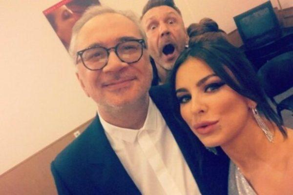 Ані Лорак і Костянтин Меладзе
