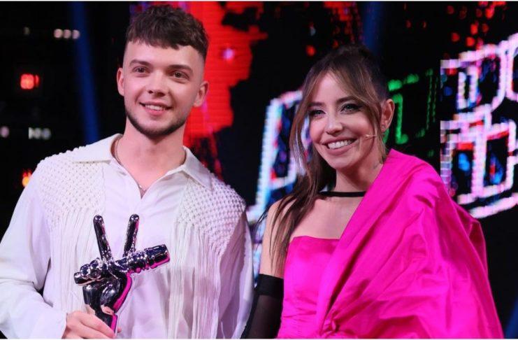 Сергей Лазановский и Надя Дорофеева