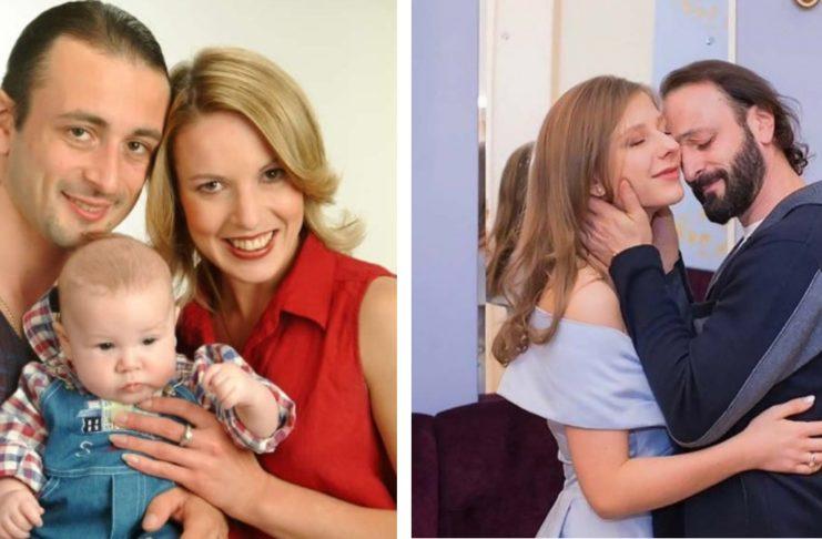 Как выглядит первая жена и сын Ильи Авербуха