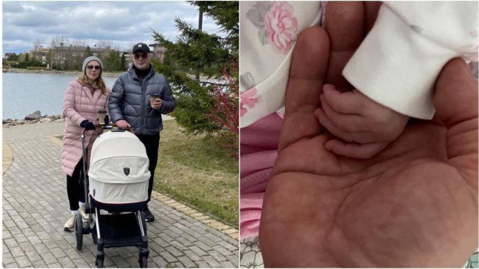 Альбіна Джанабаєва і Валерій Меладзе нещодавно стали батьками втретє