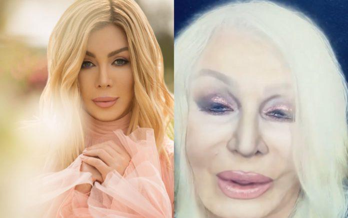 Перекроїла себе повністю: співачка Ірина Білик безуспішно намагається зупинити старість (ФОТО)