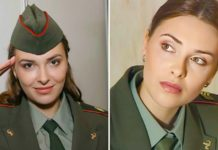 Ирина Пылеева из сериала Солдаты (2004-2008 года)