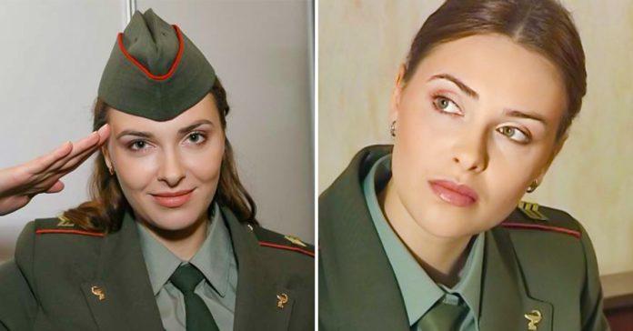 Ірина Пилеева з серіалу Солдати (2004-2008 роки)