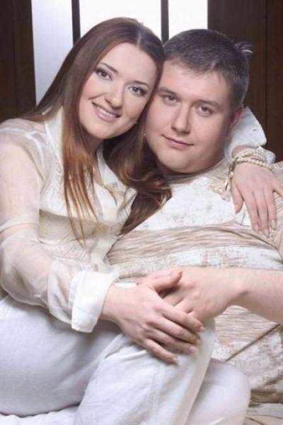 Наталья Могилевская и Дмитрий Чалый
