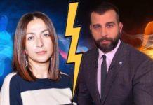 Иван Ургант и его жена