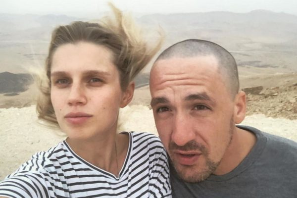 Дарина Мельникова і Артур Смольянинов
