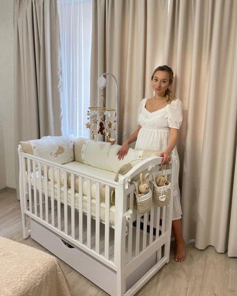 Екатерина Репяхова похвасталась, что уже на сто процентов готова к родам