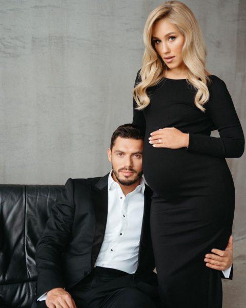 Даша Квиткова и Никита Добрынин