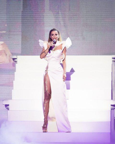 Ани Лорак на концерте