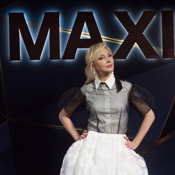 Кристина Орбакайте и Максим Галкин на День рождения
