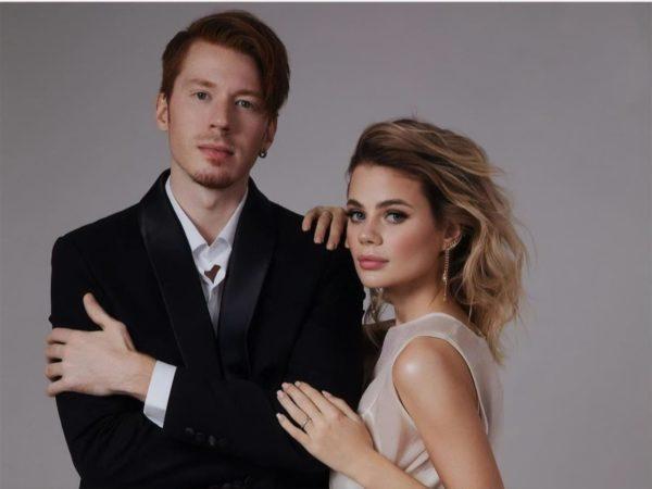 Никита Пресняков и его жена Алена