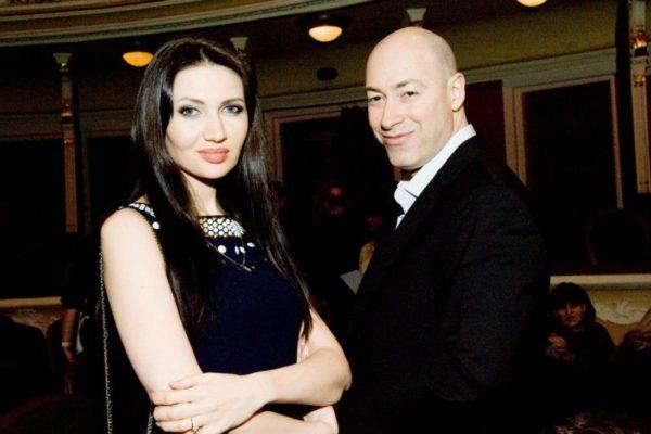 Алеся Бацман и муж