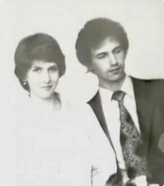 Алена Свиридова и первый муж