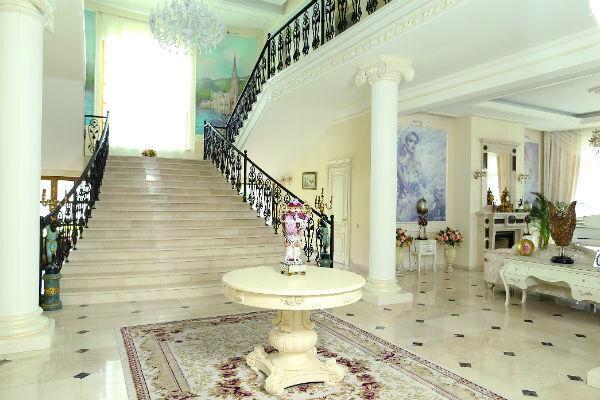 Будинок Волочкової, 1 поверх