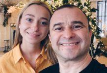 Счастливые Виктор Павлик и Катя Репьяхова
