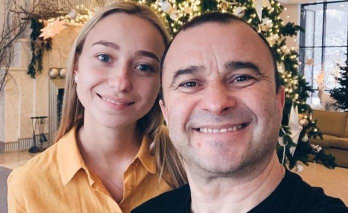 Віктор Павлик та Катя Репяхова