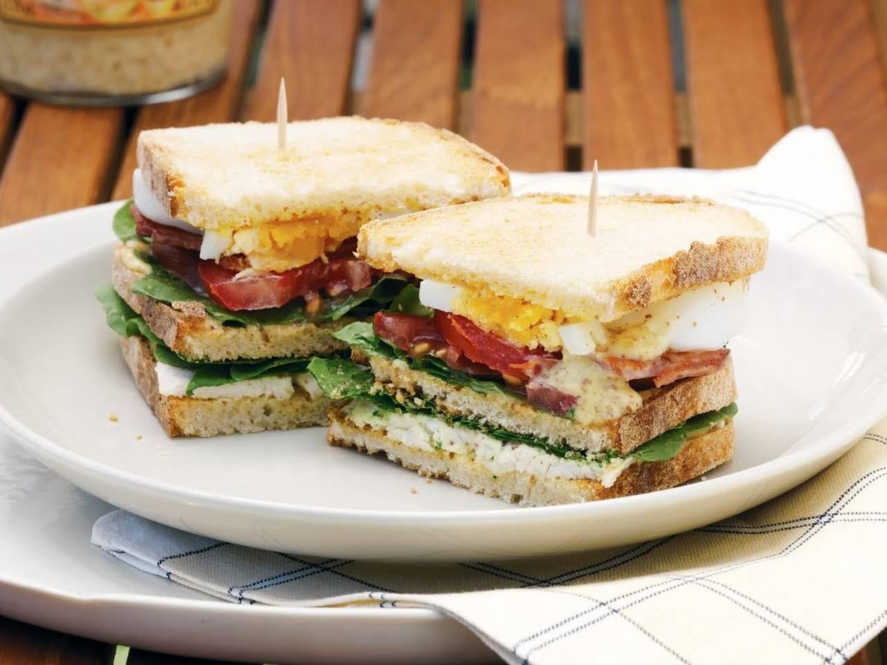 Сэндвич на природу