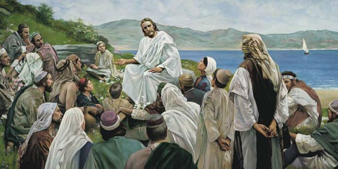 Ісус вчить