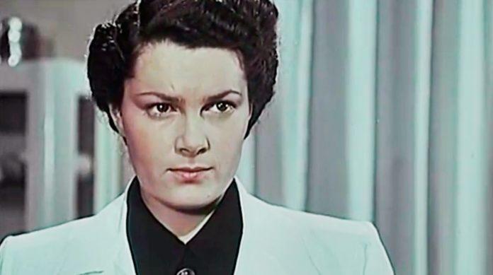 Еліна Бистрицька в молоді роки