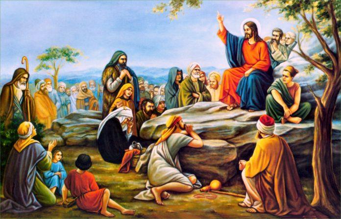 Ісус вчить притчами