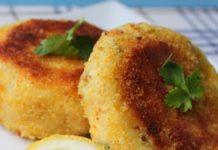 Аппетитные рыбные котлеты