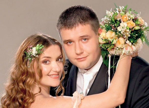 Свадьба Натальи Могилевской