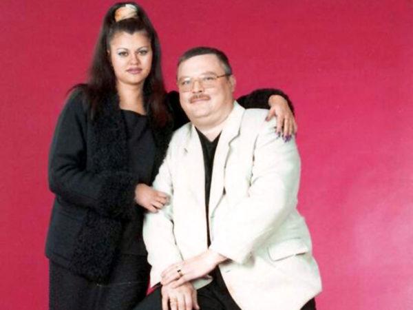 Михаил Круг и его супруга Ирина