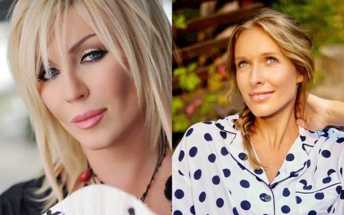 Ірина Білик і Катя Осадча