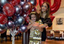 Дочь Ани Лорак София отпраздновала 10-й день рождения