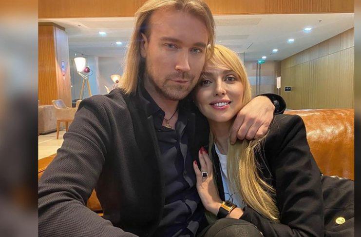 Олег Винник и Оля Полякова