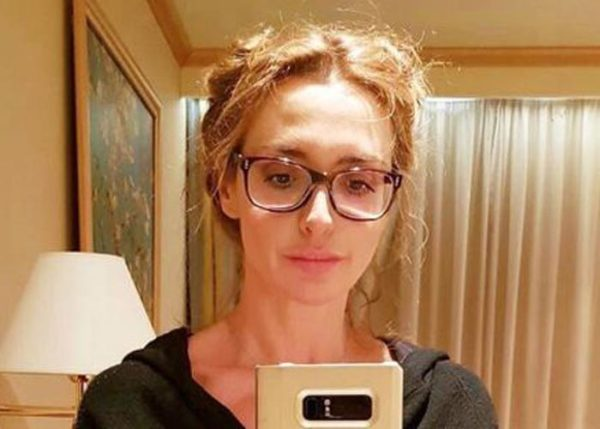 Оксана Марченко без фильтров и макияжа