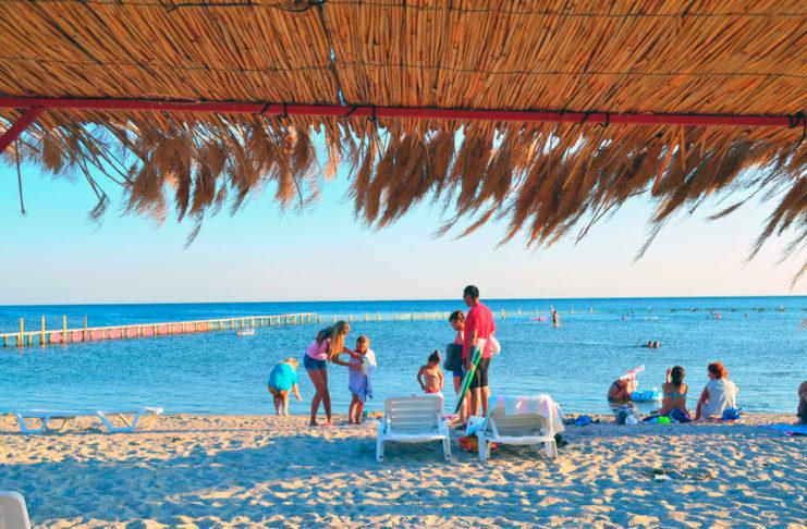 Курорты Украины летом 2021