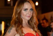 Певица Марина Максимова