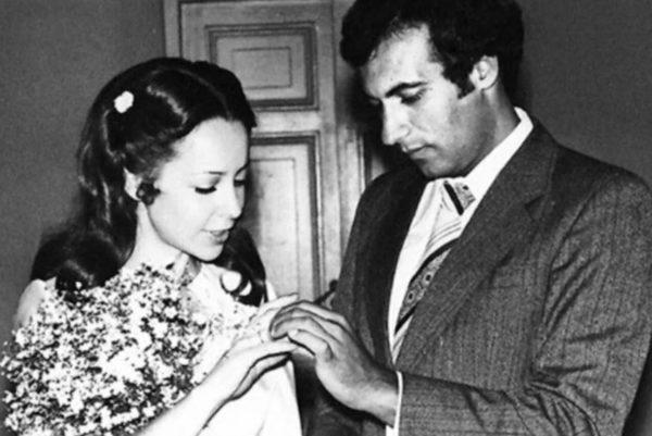 Игорь Крутой и его первая жена Елена