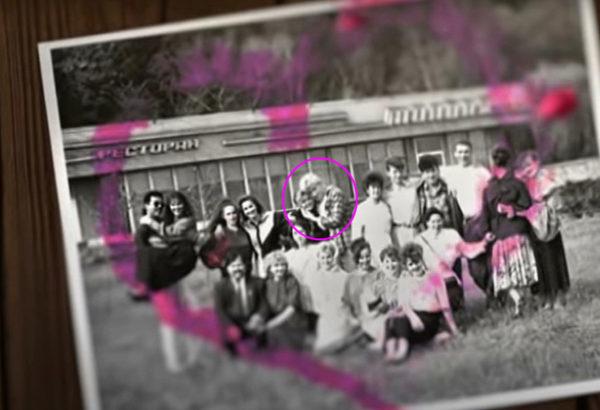 Олег Винник и Таюне6 фото из выпускного альбома