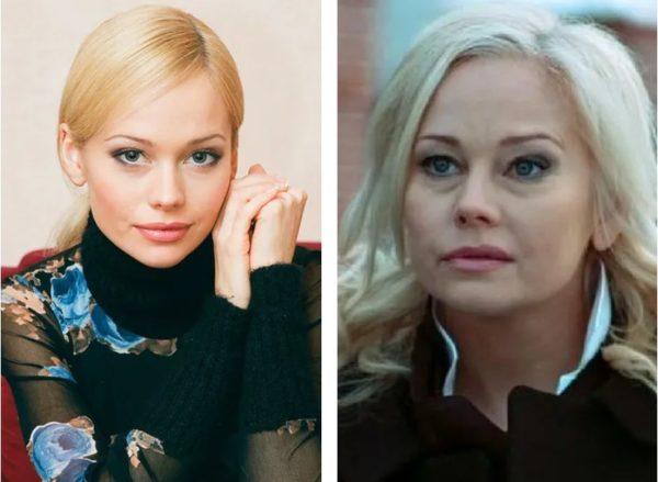 Олена Корикова