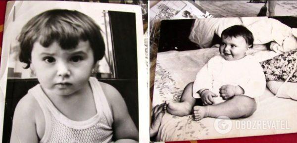 Как Святослав Вакарчук выглядел в детстве