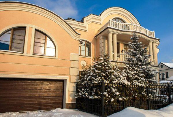 Будинок Анастасії Волочкової