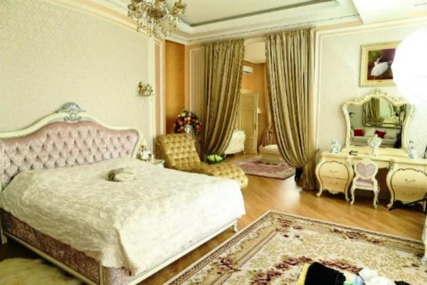 Будинок Волочкової (спальня)