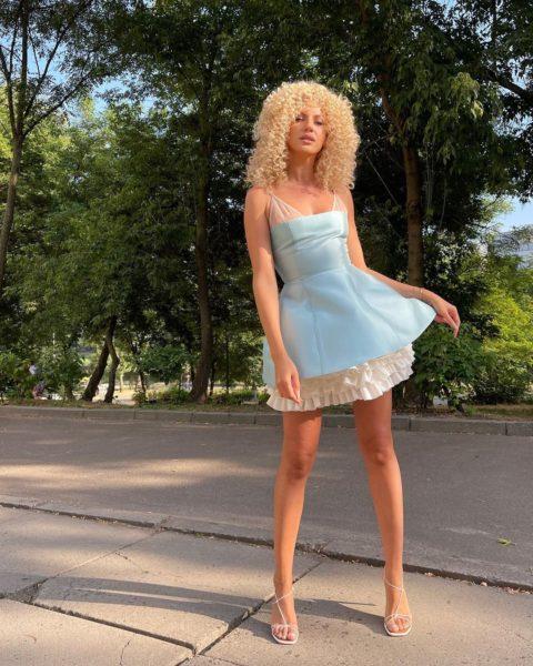 Леся Никитюк показала новий образ