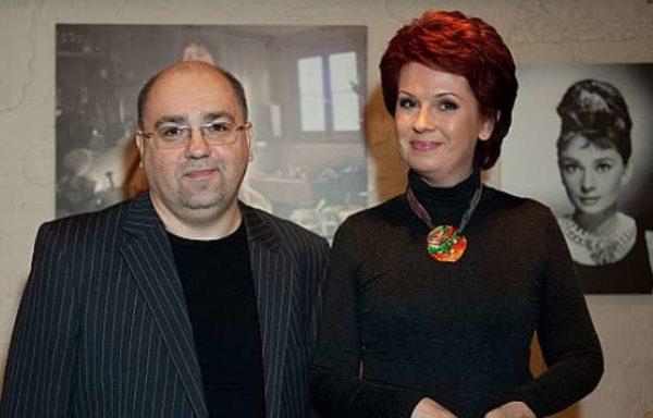 Алла Мазур и Роберт Опаленик