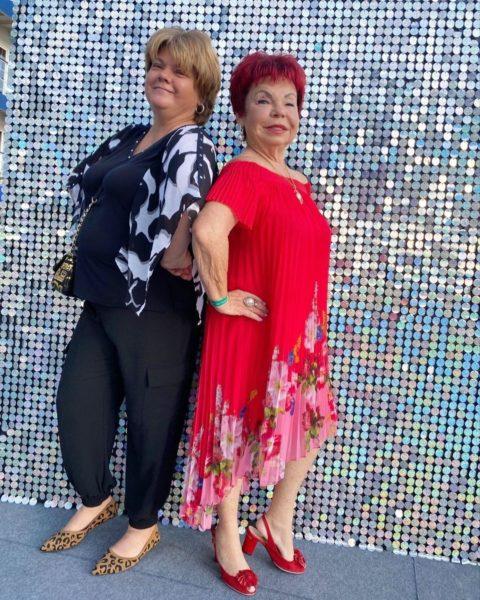 Руся з мамою Людмилою: свіже фото
