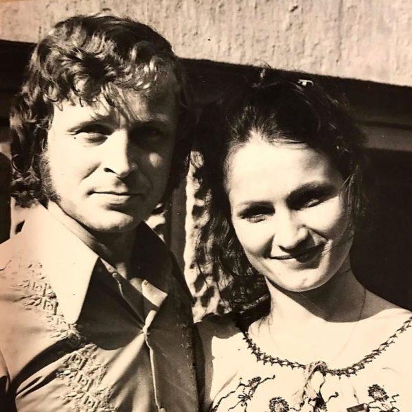 Анатолий Евдокименко и Соня Ротару