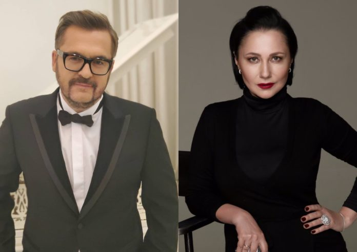 Александр Пономарев  и Алена Мозговая