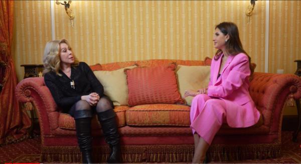 Любовь Успенская дала откровенное интервью
