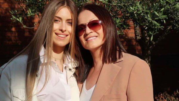 София Ротару и ее внучка Соня