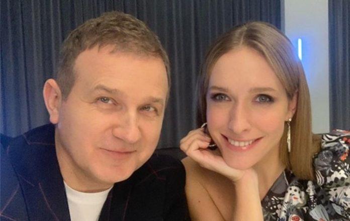 Юрій Горбунов та Катя Осадча