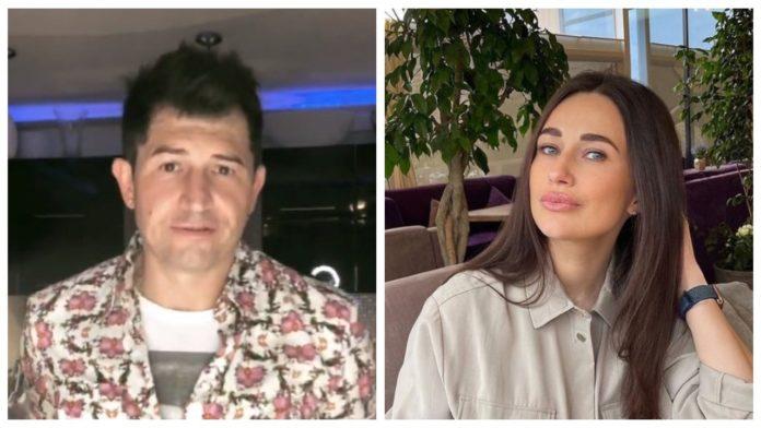 Андрій Джеджула і Юлія Леус