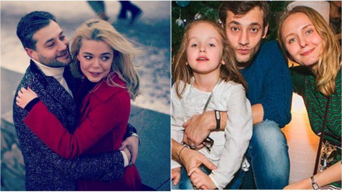 Роман Полянський змінив дружину з дитиною на молоду Аліну Гросу