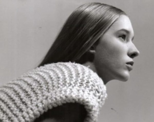 Екатерина Осадчая в роли модели